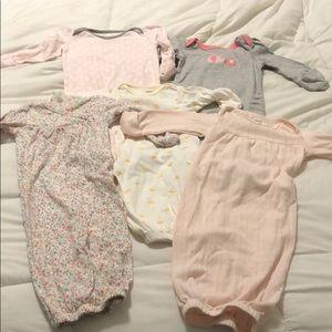5 piece gown bundle !
